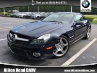 2009 Mercedes-Benz SL550 V8 * Clean Trade In * Navigation * Heated & Cooled Convertible Rear-wheel Drive