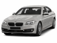 2014 BMW 5 Series 535i xDrive Sedan All-wheel Drive