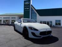 Pre-Owned 2013 Maserati GranTurismo Sport RWD Sport 2dr Coupe