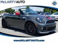 2015 MINI John Cooper Works John Cooper Works ALL4 Roadster Convertible