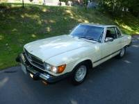 Used 1985 Mercedes Benz 380 SL Hard top - Conv
