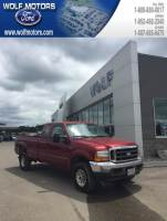 Pre-Owned 2001 Ford F-350 XLT 4WD