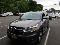 2014 Toyota Highlander XLE V6 SUV All-wheel Drive