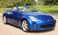 Pre-Owned 2004 Nissan 350Z Enthusiast Convertible