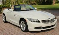 Pre-Owned 2009 BMW Z4 sDrive35i sDrive35i Convertible