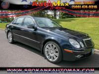 2008 Mercedes-Benz E-Class Luxury 3.5L V6 All Wheel Drive