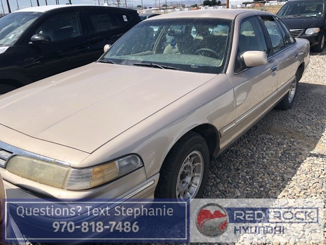 Photo Used 1997 Ford Crown Victoria LX Sedan for Sale in Grand Junction, CO