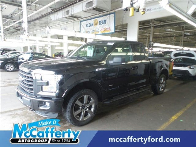 Photo Used 2015 Ford F-150 For Sale  Langhorne PA  1FTEX1EP7FFB42297