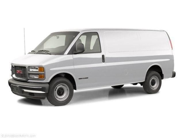 Photo 2002 GMC Savana Full-size Cargo Van For Sale  Greenwood IN