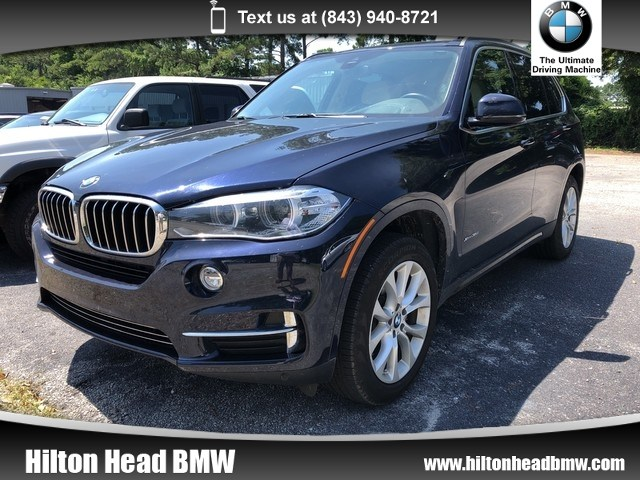 Photo 2015 BMW X5 xDrive35i  BMW CPO Warranty  One Owner  Luxury SUV All-wheel Drive