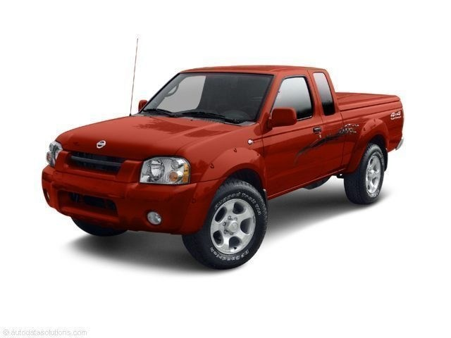 Photo Pre-Owned 2003 Nissan Frontier Truck King Cab For Sale  Raleigh NC