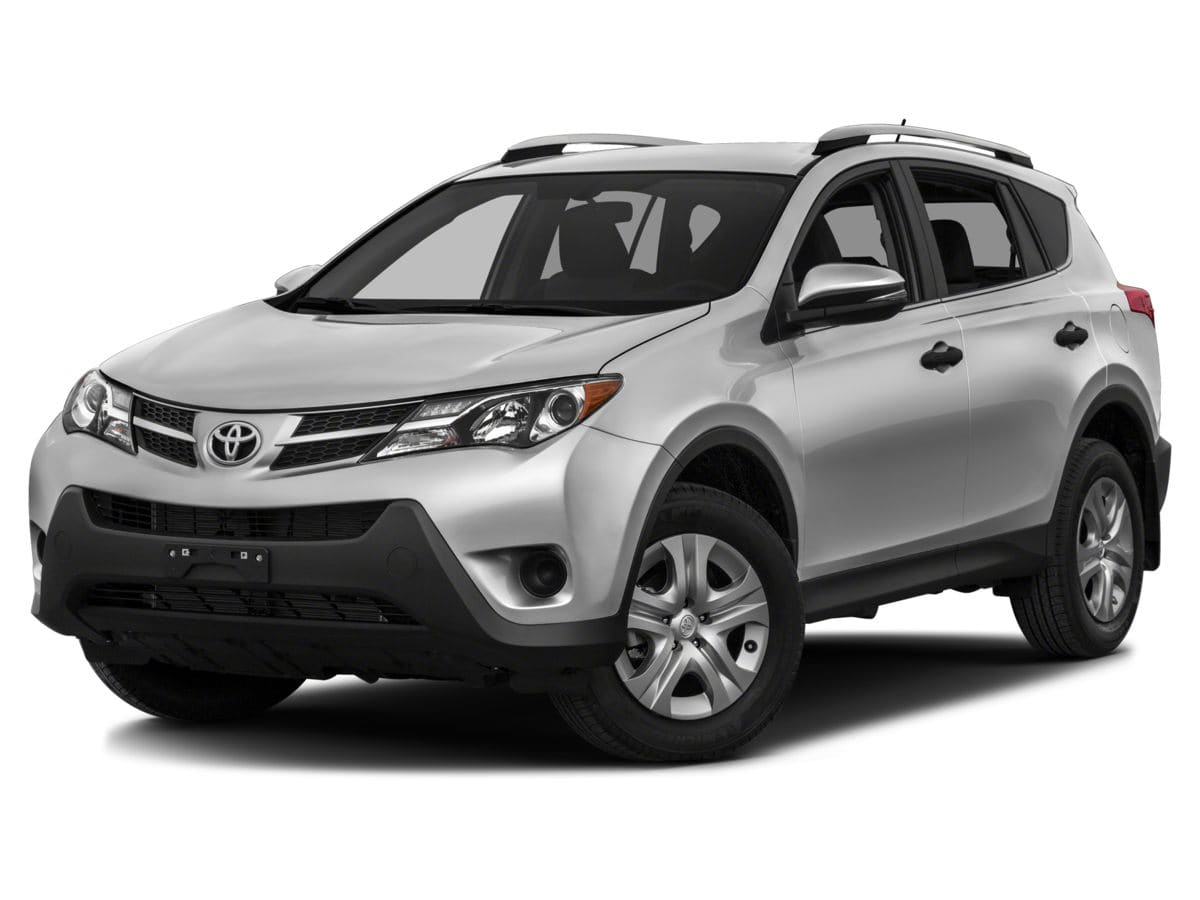 Photo Pre-Owned 2015 Toyota RAV4 LE SUV For Sale  Raleigh NC