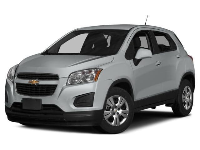 Photo Used 2015 Chevrolet Trax SUV LS in Houston, TX