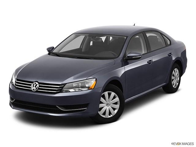Photo Used 2012 Volkswagen Passat S for Sale in Asheville near Hendersonville, NC