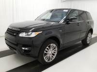 2016 Land Rover Range Rover Sport 5.0L V8 Supercharged 4WD V8 in Parsippany