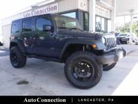 2016 Jeep Wrangler Unlimited Sport LIFTED 4WD