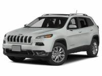 2015 Jeep Cherokee Limited 4WD SUV