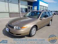 Pre-Owned 2001 Saturn LW200 Base FWD 4D Wagon