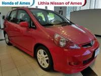 Used 2008 Honda Fit Sport in Ames, IA