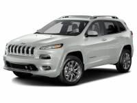2016 Jeep Cherokee Overland SUV - Tustin