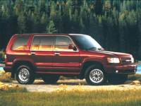 Used 2002 Isuzu Trooper For Sale | Soquel CA