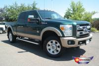 Pre-Owned 2012 Ford Super Duty F-250 SRW King Ranch Four Wheel Drive Crew Cab Pickup