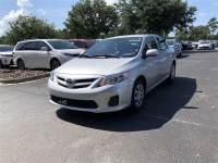 Certified Pre-Owned 2012 Toyota Corolla L FWD 4D Sedan