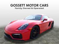 Certified Pre-Owned 2015 Porsche Cayman GTS Coupe in Memphis
