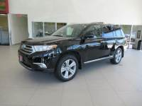Certified Used 2013 Toyota Highlander in Missoula, MT