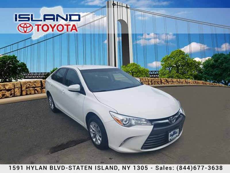 Photo Certified Pre-Owned 2015 Toyota Camry 4dr Sdn I4 Auto LE LIFE TIME WARRANTY Front Wheel Drive Sedan