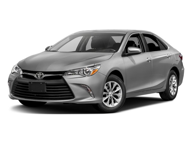 Photo Pre-Owned 2017 Toyota Camry BLACK FWD 4dr Car