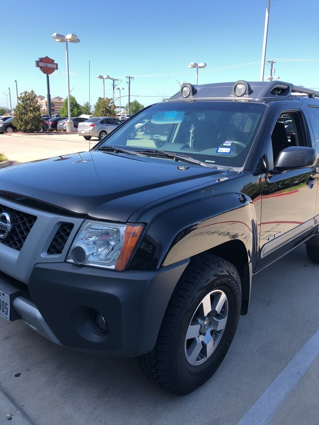 Photo 2010 Nissan Xterra Off Road SUV For Sale in Burleson, TX
