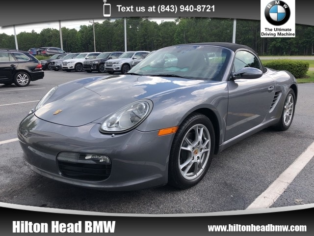 Photo 2005 Porsche Boxster Base  Clean Trade In  Automatic Transmission  B Convertible Rear-wheel Drive