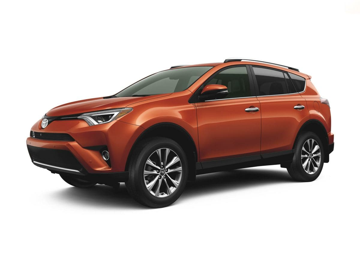Photo Pre-Owned 2017 Toyota RAV4 Limited SUV For Sale  Raleigh NC
