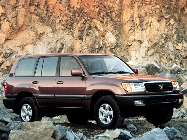 Photo Used 2000 Toyota Land Cruiser For Sale in Daytona Beach, FL