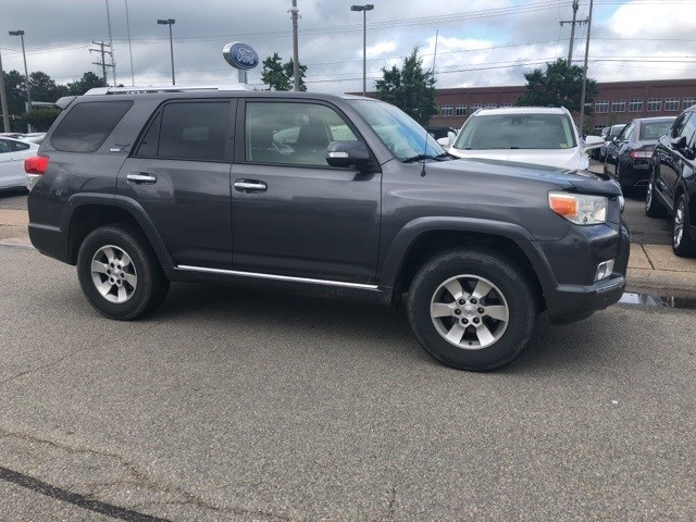 Photo Used 2012 Toyota 4Runner SR5 SUV V-6 cyl for sale in Richmond, VA