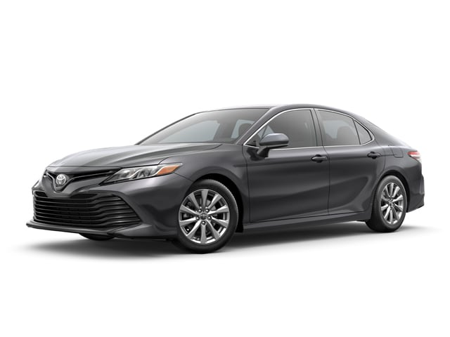 Photo 2018 Toyota Camry LE Alloy Wheels, Push Button Start  Blind Spot Mo Sedan Front-wheel Drive 4-door