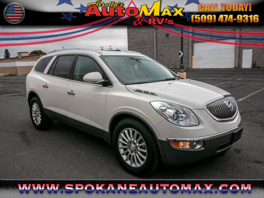 Photo 2012 Buick Enclave 3.6R Limited All Wheel Drive 3.6L V6 SUV