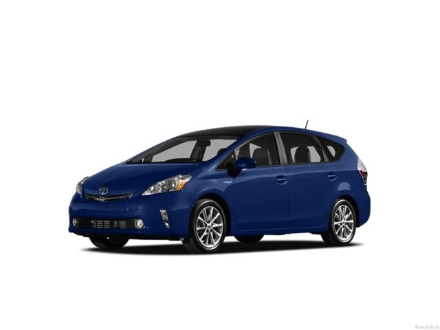 Photo Used 2012 Toyota Prius v Five Wagon 4-Cylinder DOHC 16V VVT-i Aluminum for Sale in Puyallup near Tacoma