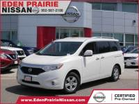 Certified Pre-Owned 2014 Nissan Quest SV FWD Mini-van Passenger