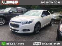 Used 2014 Chevrolet Malibu LTZ for sale in Summerville SC