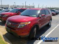 Certified Used 2013 Ford Explorer Limited Sport Utility 6 in Tulsa