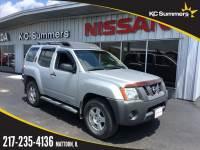 2007 Nissan Xterra S SUV 5N1AN08W57C545548