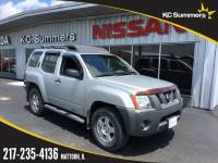 Pre-Owned 2007 Nissan Xterra S 4WD