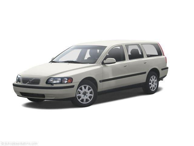 Photo 2002 Volvo V70 XC Wagon