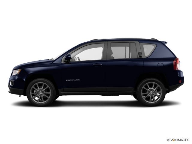 Photo Used 2014 Jeep Compass Limited SUV Automatic Front-wheel Drive in Chicago, IL