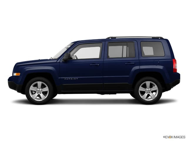 Photo Used 2014 Jeep Patriot Limited SUV Automatic Front-wheel Drive in Chicago, IL