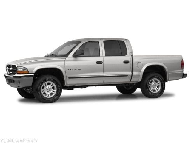 Photo 2002 Dodge Dakota Sport Truck Quad Cab