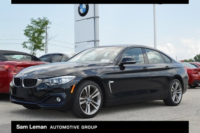 Photo Certified Pre-Owned 2015 BMW 4 Series 428i Xdrive Gran Coupe in Peoria, IL