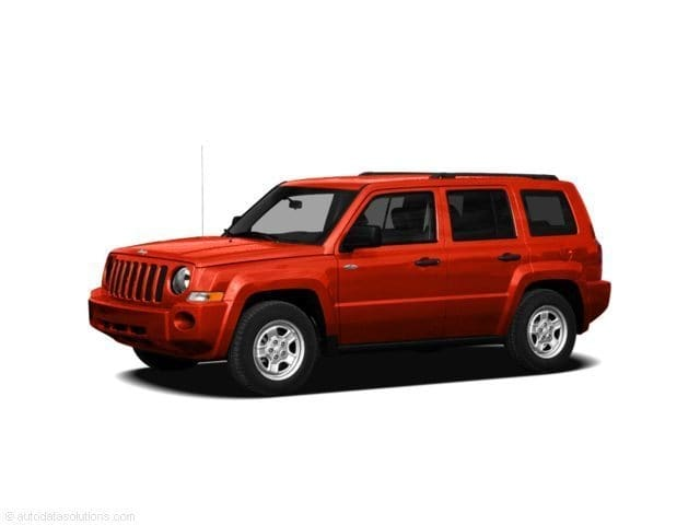 Photo 2010 Jeep Patriot Sport Wll Cared For Local Trade SUV 4 cyls